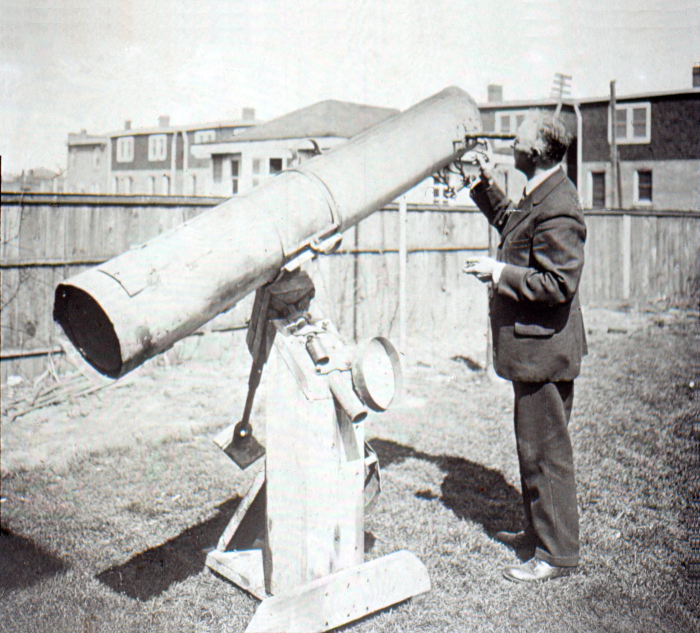 Hassard Telescope