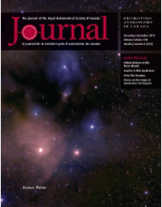 JRASC Front Cover