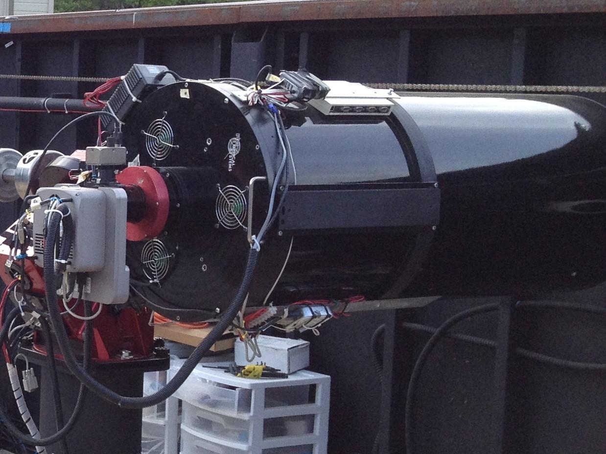 RCOS 0.4m Telescope