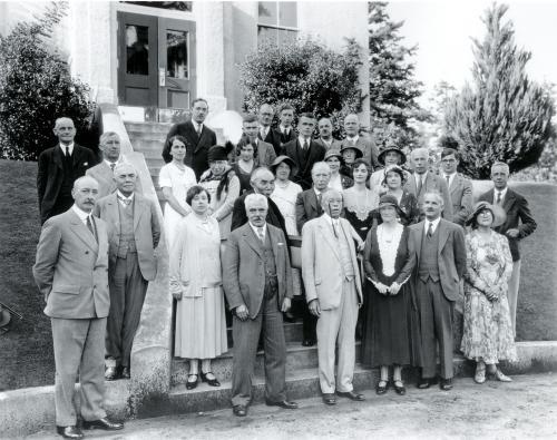 DAO Gathering 1932