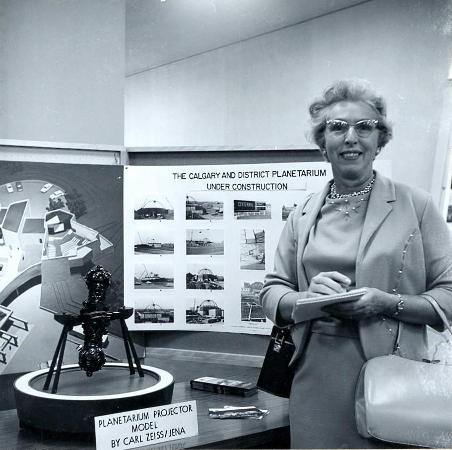 Marie Fidler 1966