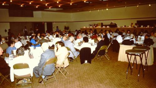 GA 1985 Banquet