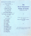 Hamilton Programme 1956-57