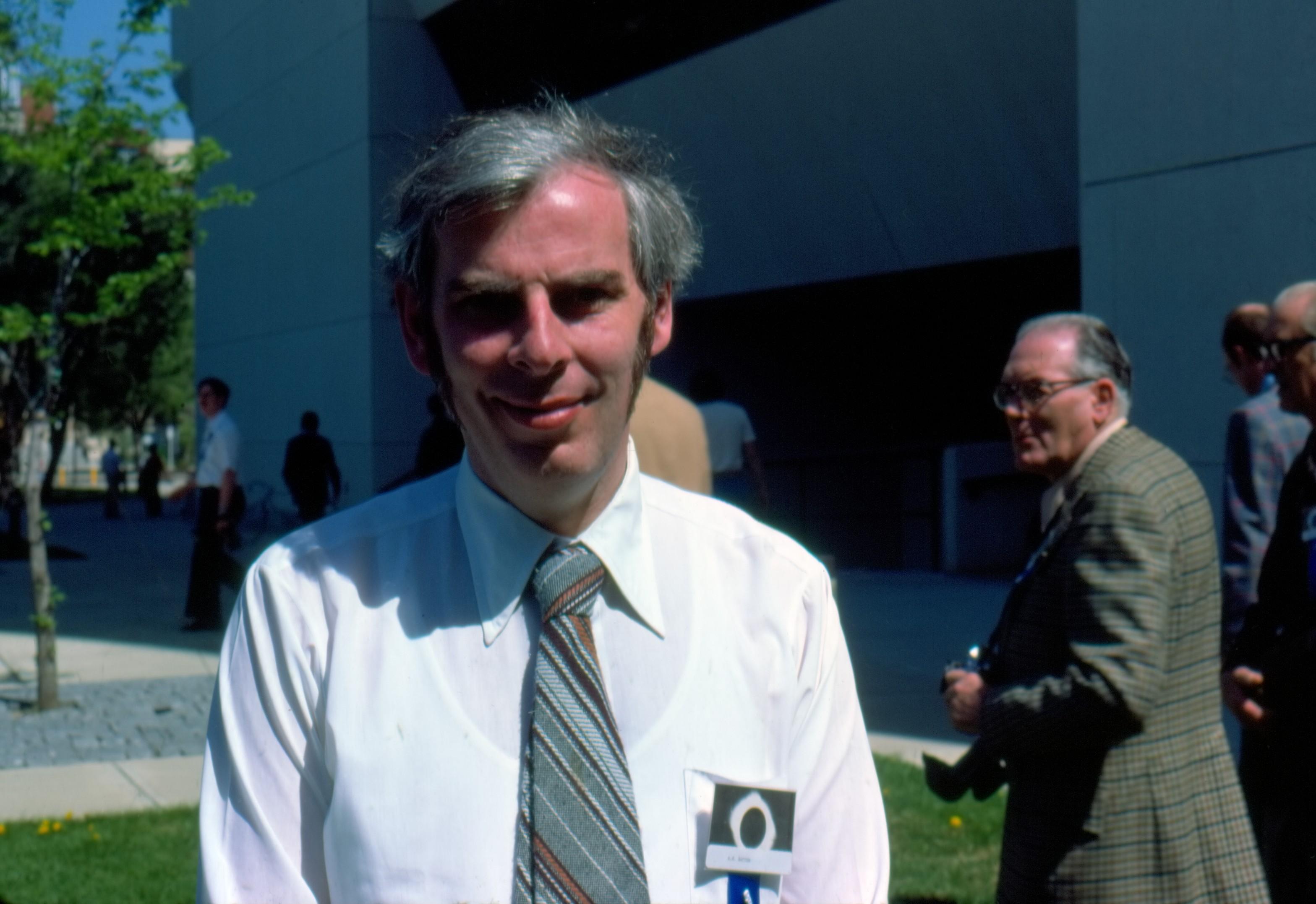 Alan Batten 1978