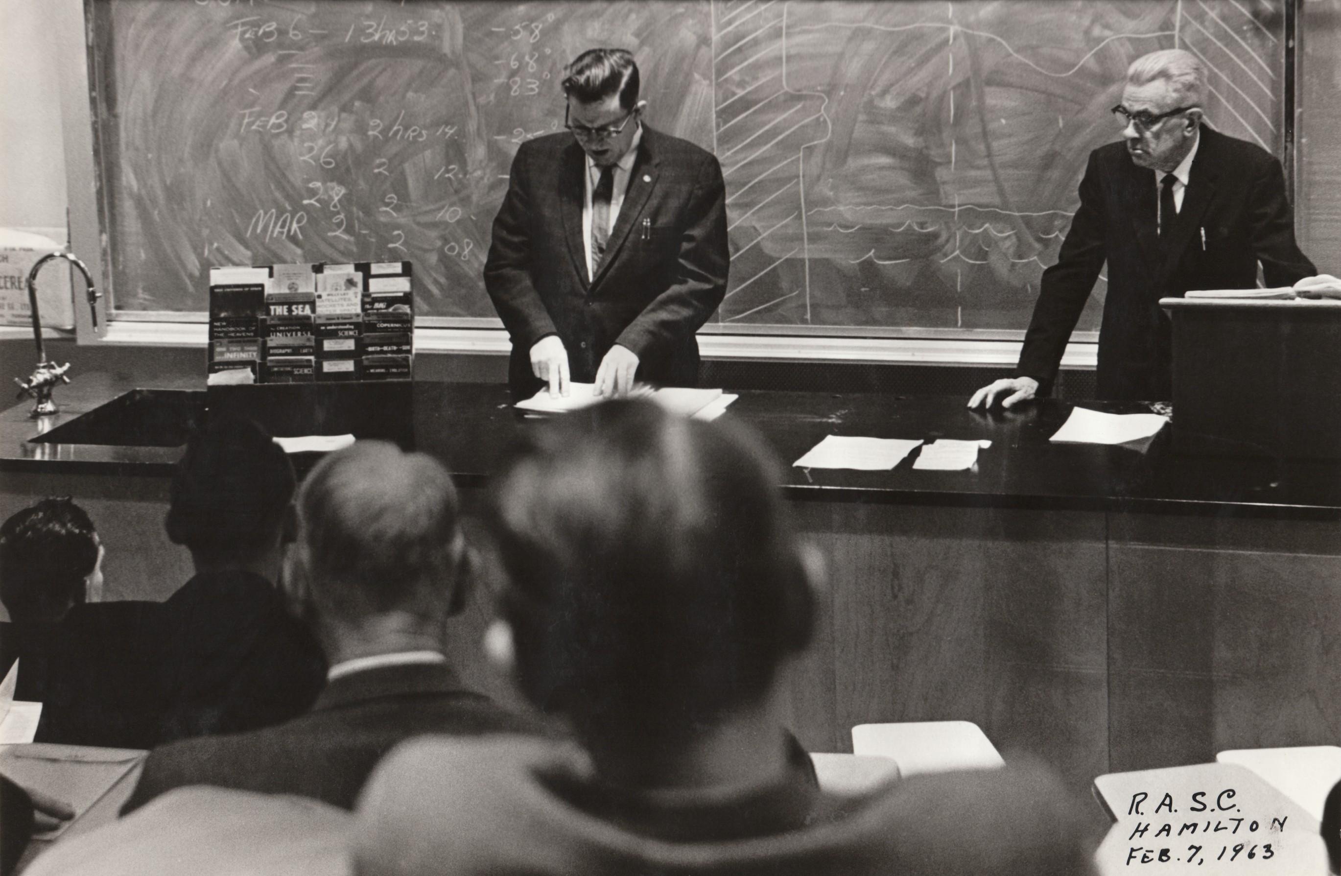 Hamilton 1963 Feb 7