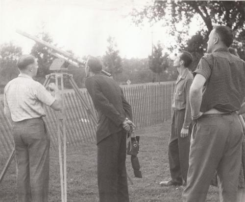Hamiltonians Observing