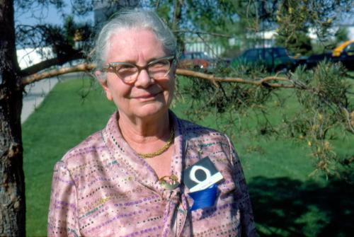 Helen Hogg 1978