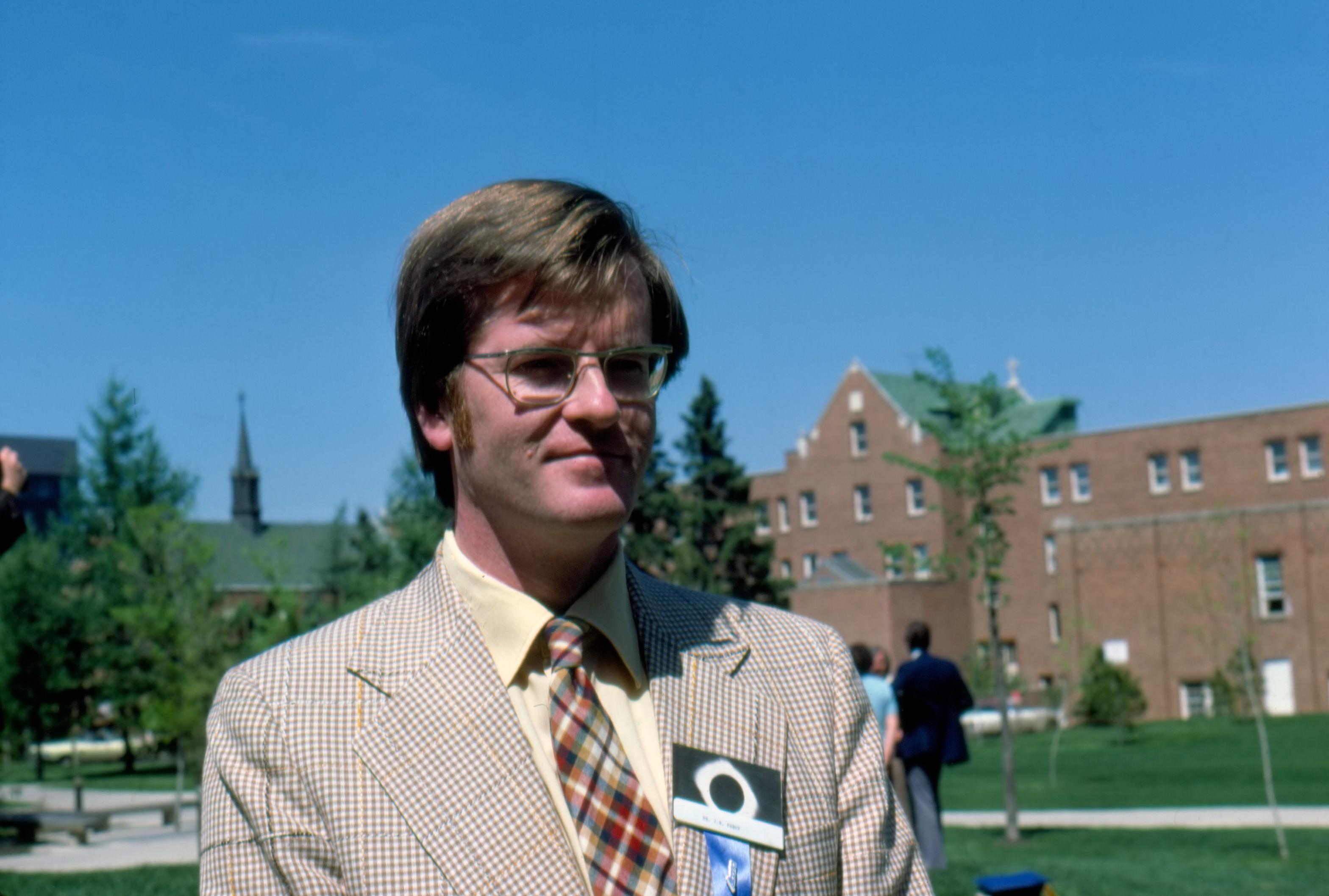 John Percy 1978