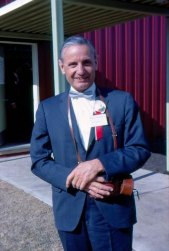 Malcolm Thomson in 1968