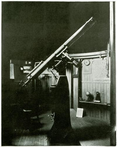 Marsh Telescope