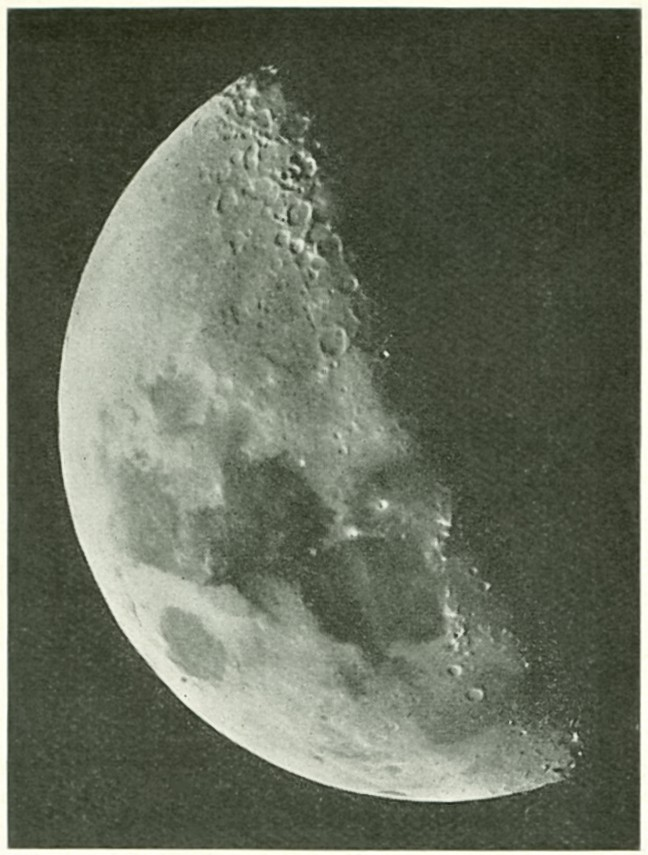 The Moon 1906