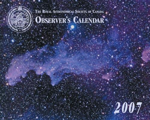 Observer's Calendar 2007 - Front