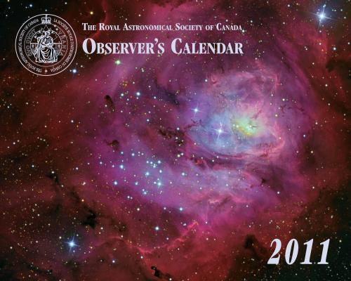 Observer's Calendar 2011 - Front