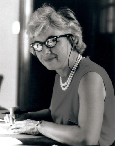 Ruth Northcott 1960s