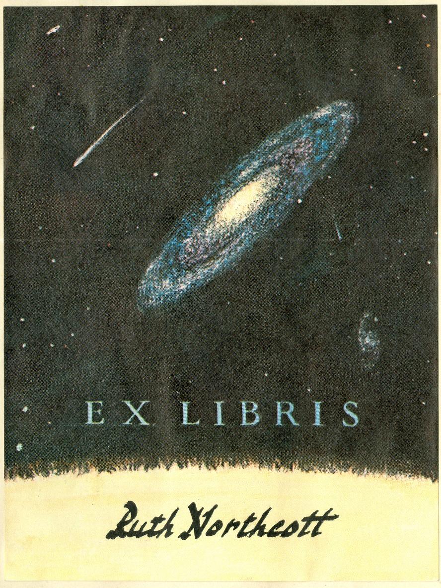 Ruth Northcott Ex Libris