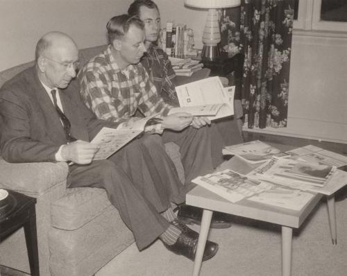 Hamilton Members 1962
