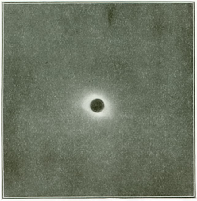 Solar Eclipse 1900