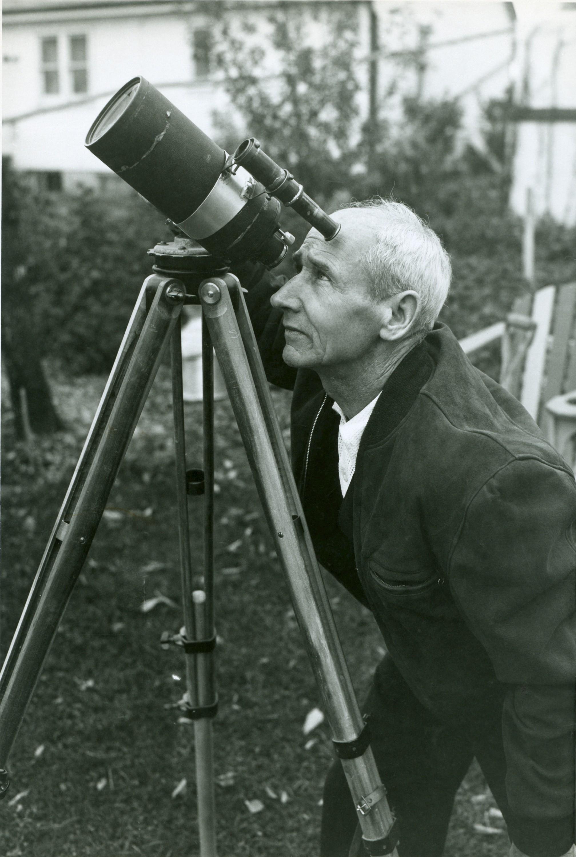 Bert Topham Nov 1958