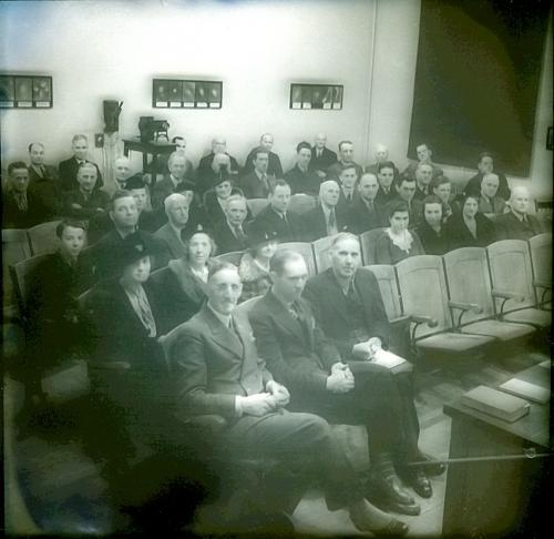 Meeting 1938 Feb 8