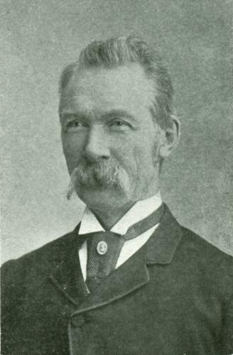 William Bruce 1900s