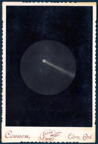 Comet 1893b July 18