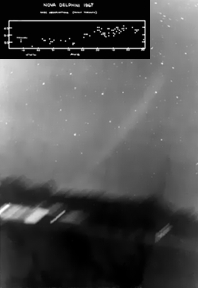 Comet/Nova Graphic