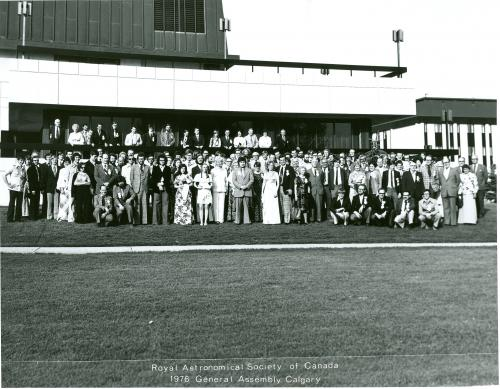 GA Group Photo - 1976