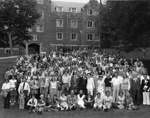 GA Group Photo - 1977