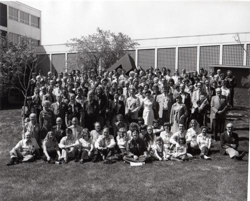 GA Group Photo - 1978