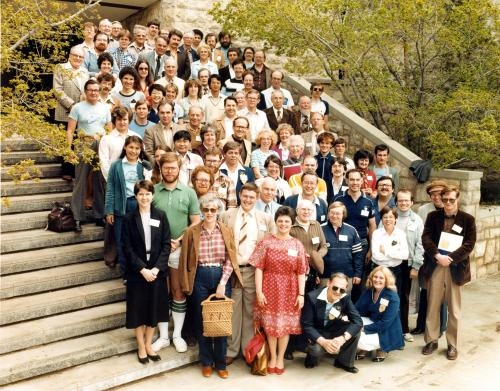 GA Group Photo - 1982