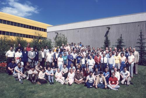 GA Group Photo - 1985