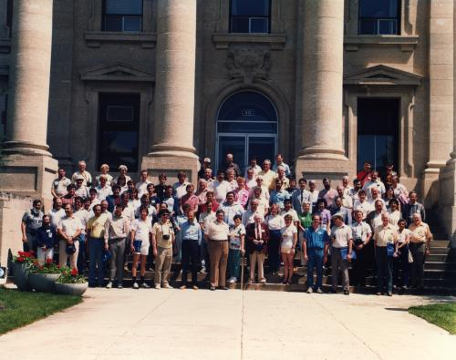 GA Group Photo - 1986