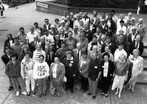 GA Group Photo - 1991