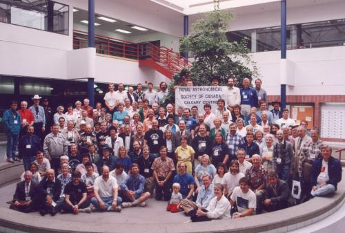 GA Group Photo - 1992