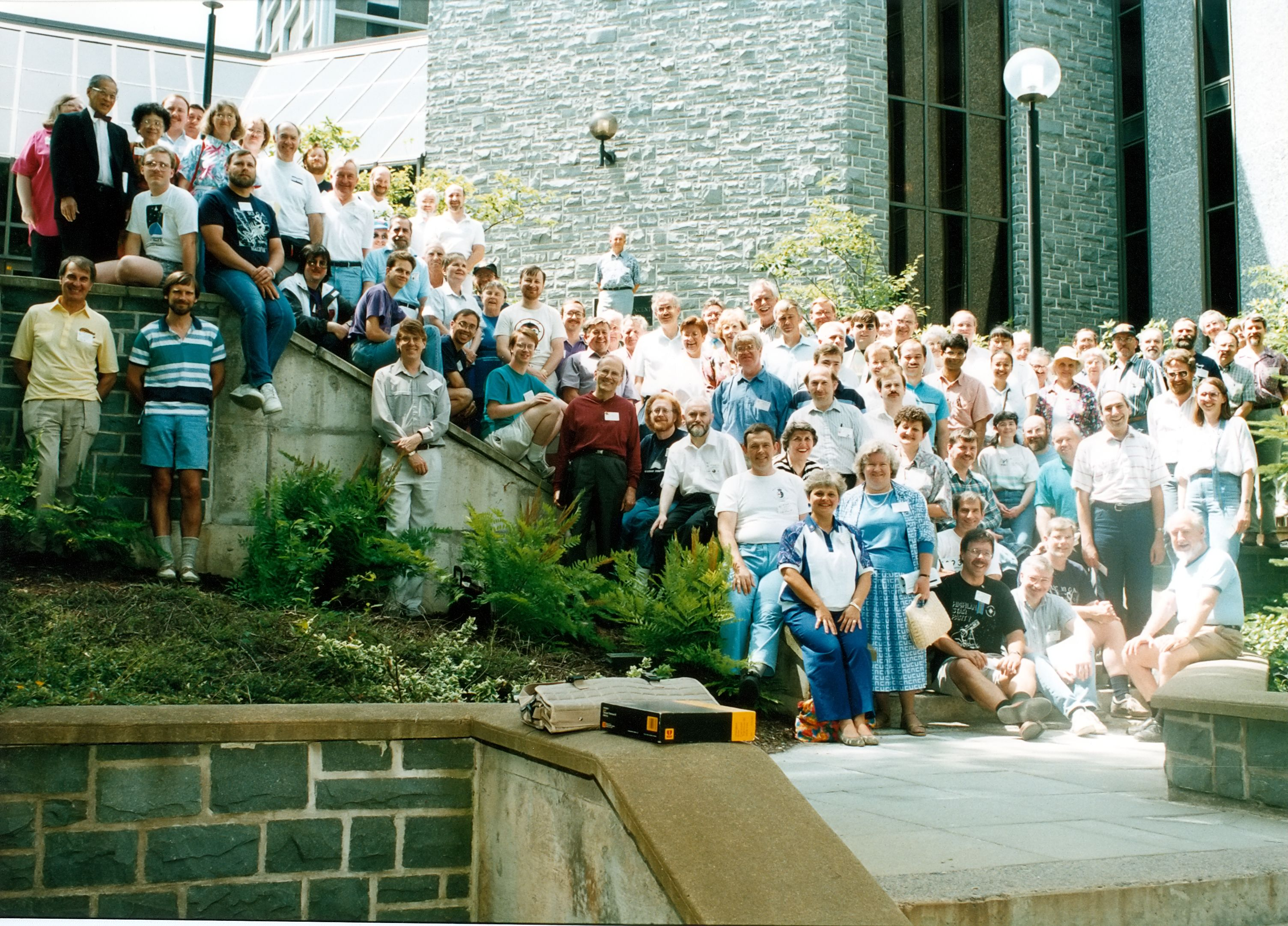 GA Group Photo - 1993