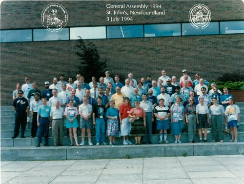 GA Group Photo - 1994
