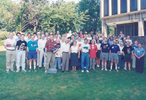 GA Group Photo - 1995
