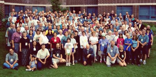 GA Group Photo - 2001