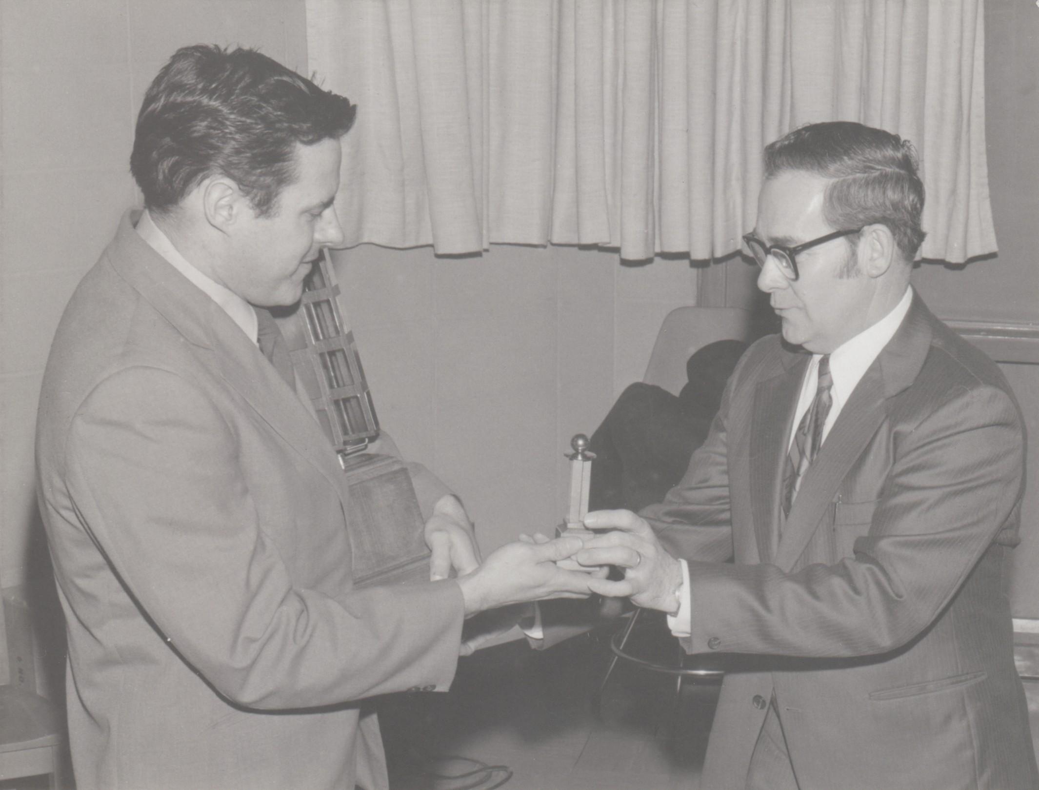 W.A. Fautley Award