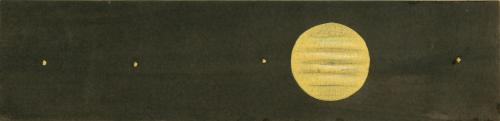 Jupiter and Satellites 1868