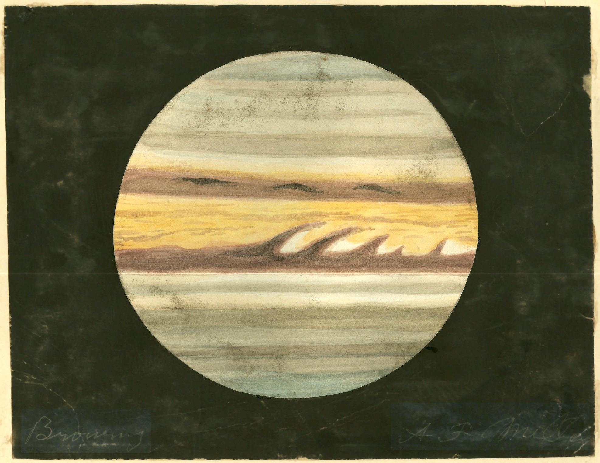 Jupiter Sketch