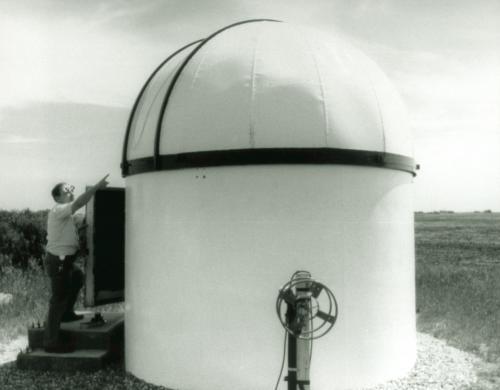 Rystrom Observatory 1979