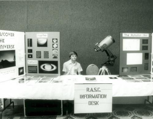 RASC Display 1979