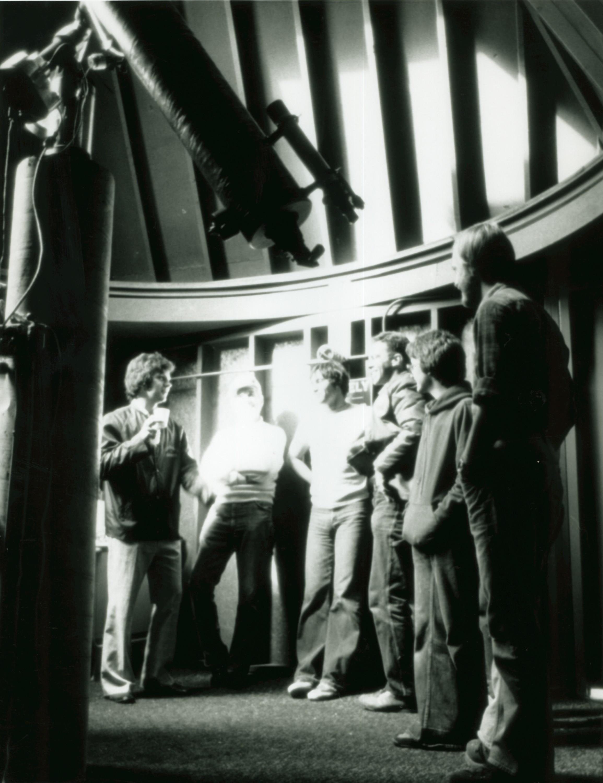 Ellersbie Observatory 1979