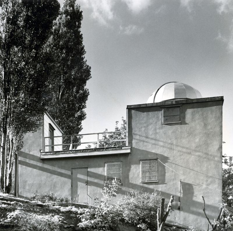Montreal Observatory 1955