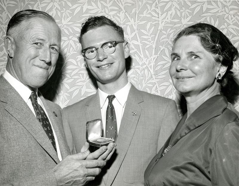 Gold Medal 1956