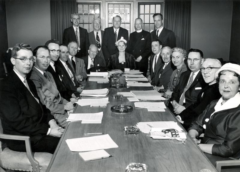 NC Meeting 1958