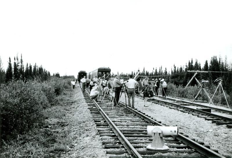 Observers on Track