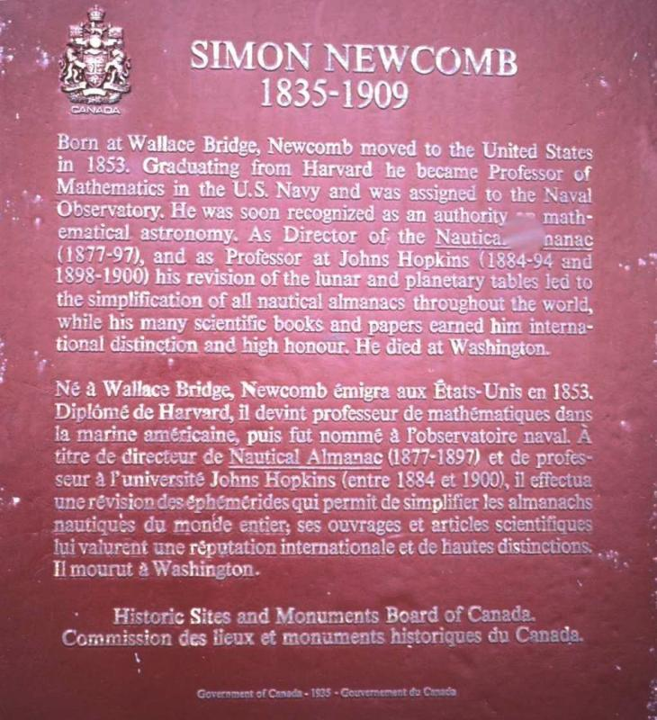 Newcomb Monument #2