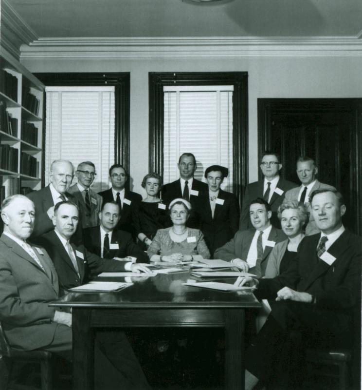 National Council 1959